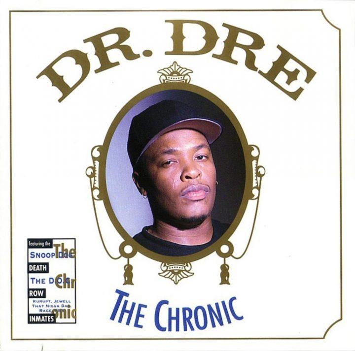 płyty hip hop - dr. dre