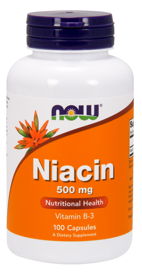 Now Foods Niacin