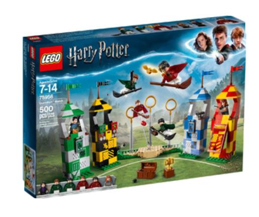 LEGO Harry Potter 75956 - przeżyj fantastyczne przygody