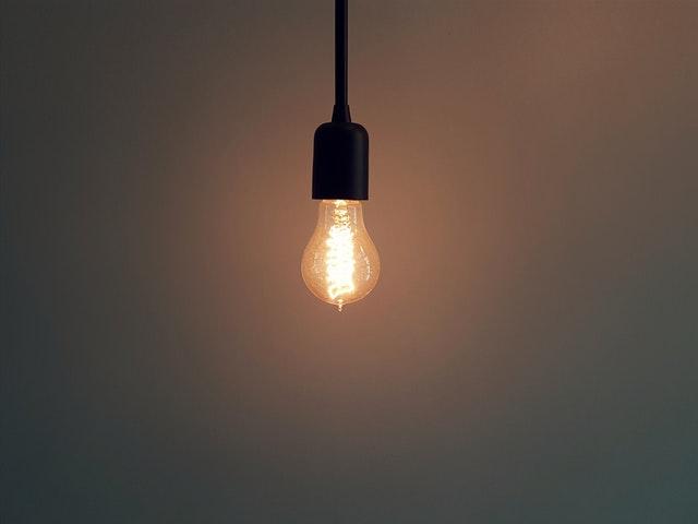 Oświetlenie do domu - lampa dekoracyjna Edison