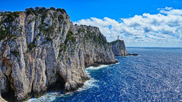 czarter jachtu wyspy jońskie