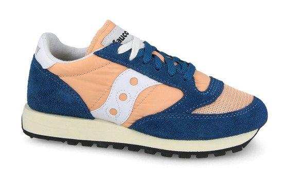 buty damskie saucony - niebieskie