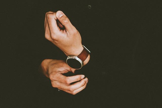 zegarek dla alergika