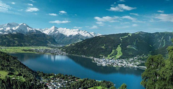 campingi w austrii blisko alp