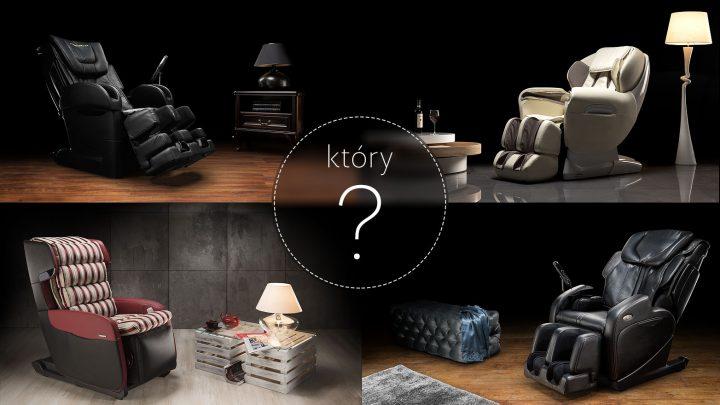 Który fotel masujący będzie najlepszy?