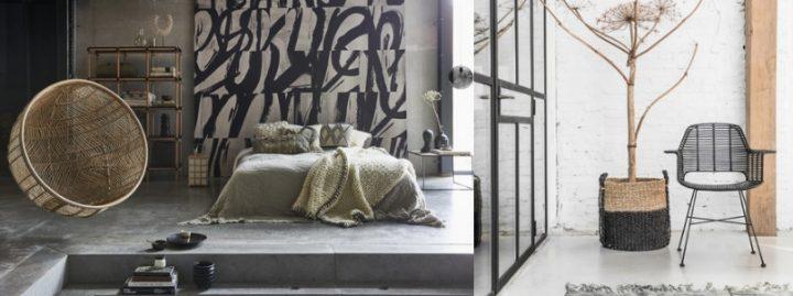 Fotele ratanowe - elegancki wypoczynek
