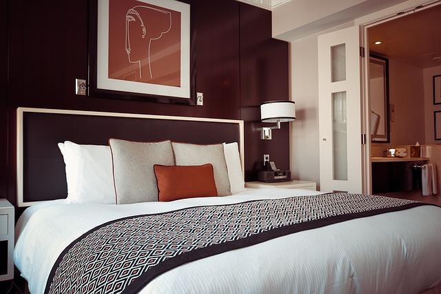 apartament hotelowy w Krakowie o dużej powierzchni