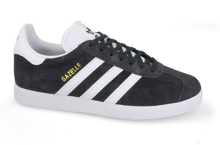 buty adidas gazelle - czarne