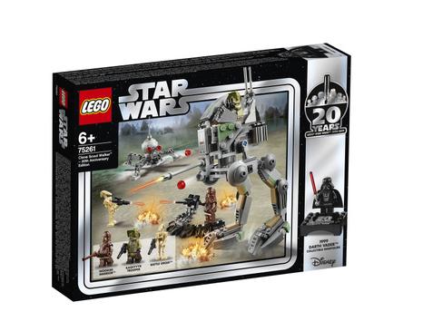 """LEGO Star Wars 75261 to wyjątkowy zestaw dla wszystkich fanów """"Gwiezdnych Wojen"""""""