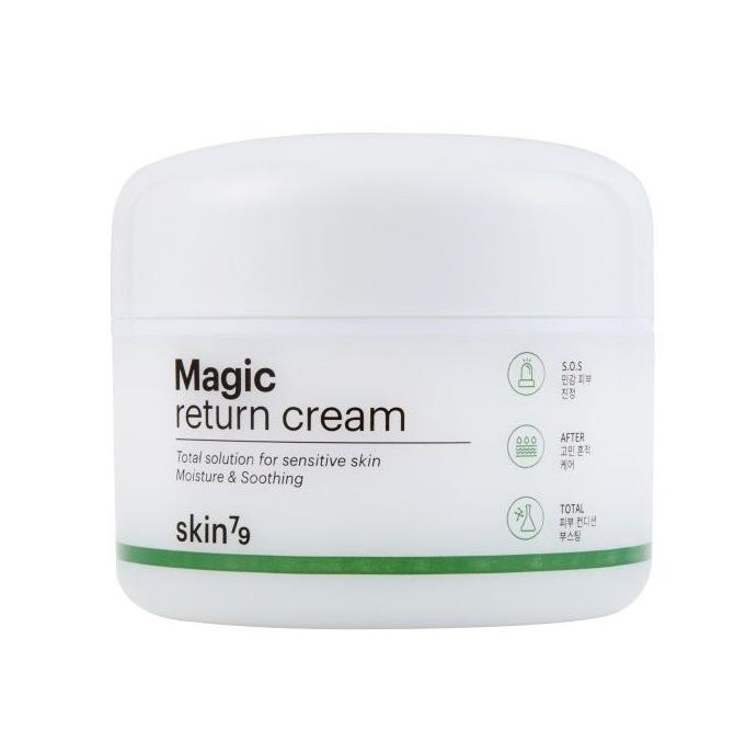 SKIN79 Magic Return Cream to krem, dzięki któremu Twoja skóra będzie intensywnie zregenerowana i nawilżona