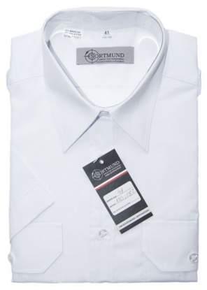 Koszula biała policji krótki rękaw to model przeznaczony do stroju galowego