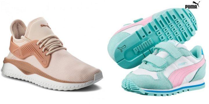 Buty dla dzieci Puma na Ceneo | Blog Kolorowe Kable