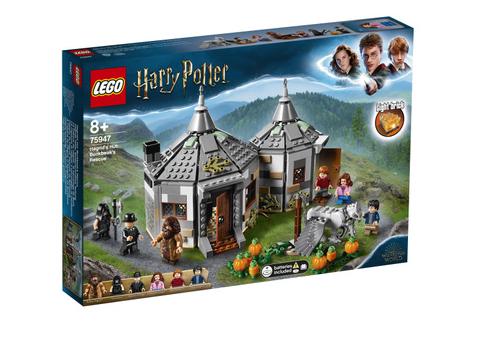 LEGO 54947 to zestaw idealny dla miłośnika filmów oraz książek o Harrym Potterze