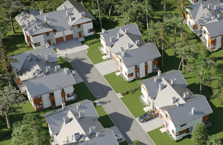 Osiedle domów jednorodzinnych - lokalizacja, ceny