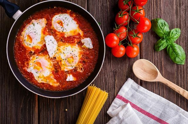 Jak przyrządzić jajka na śniadanie?