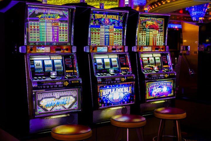 Gry hazardowe online: automaty