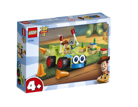 Lego toy story 4 10766 to idealny prezent dla małego dziecka