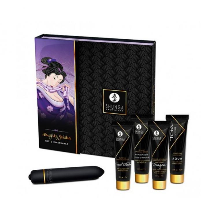 Shunga Naughty Geisha