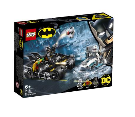 Lego super heroes 76118 to znakomita propozycja zabawy, zarówno dla starszych, jak i młodszych dzieci