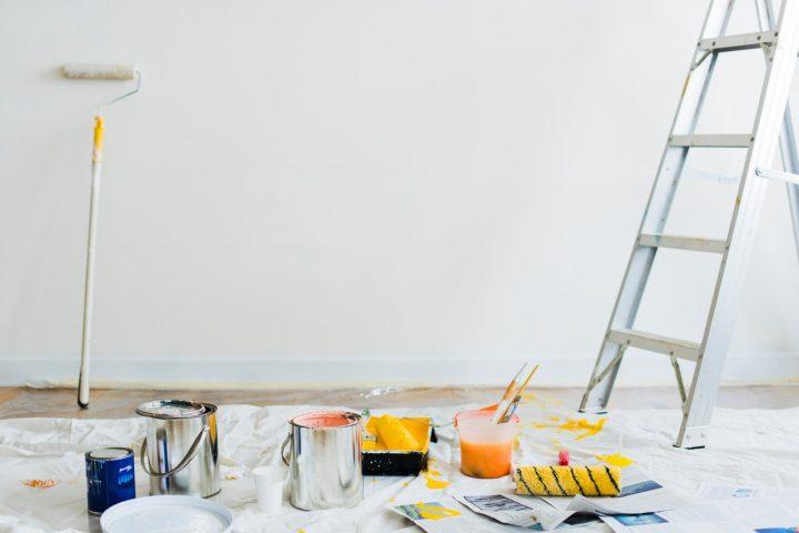 Doskonała svenska blue chalk paint