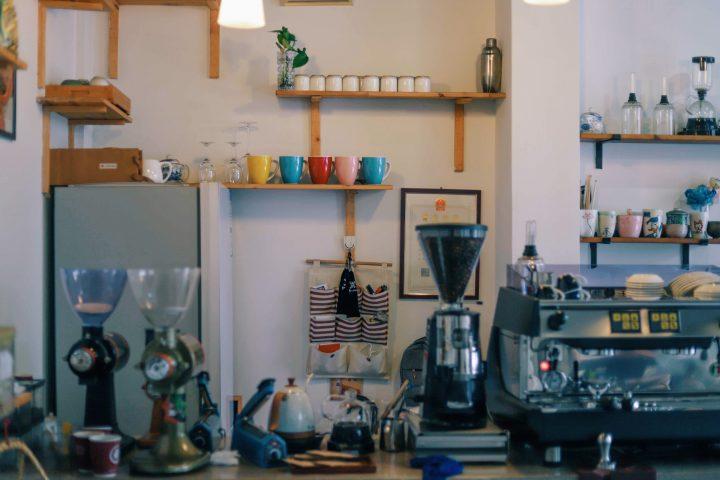 Roboty kuchenne w kuchni