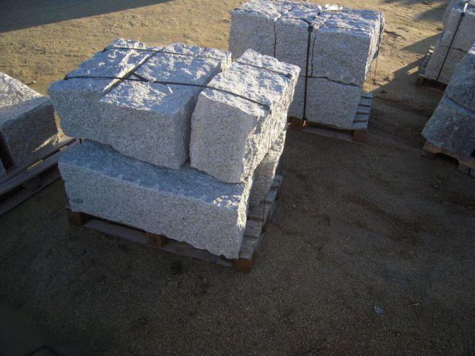 kamień murowy surowo-łupany