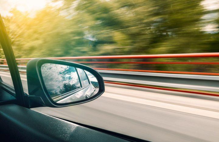 Jak działa lusterko do samochodu dla dziecka?