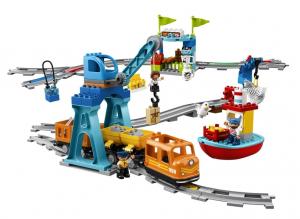 Lego duplo 10875 to doskonały pomysł na prezent dla małych budowniczych
