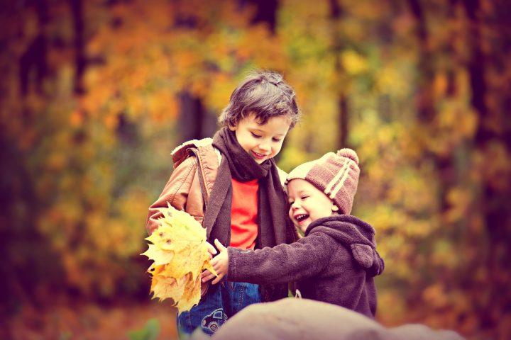 kurtki jesienne i zimowe dla dzieci