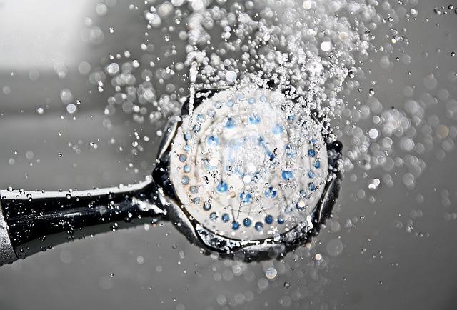 zestawy prysznicowe SPA w domu