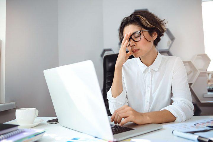 Ergonomia w pracy przy komputerze