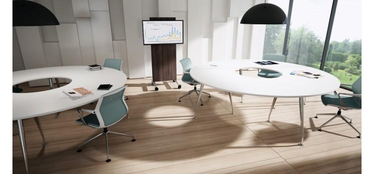 Dodatkowe Stół konferencyjny - jaki model wybrać do biura? | Blog SG32